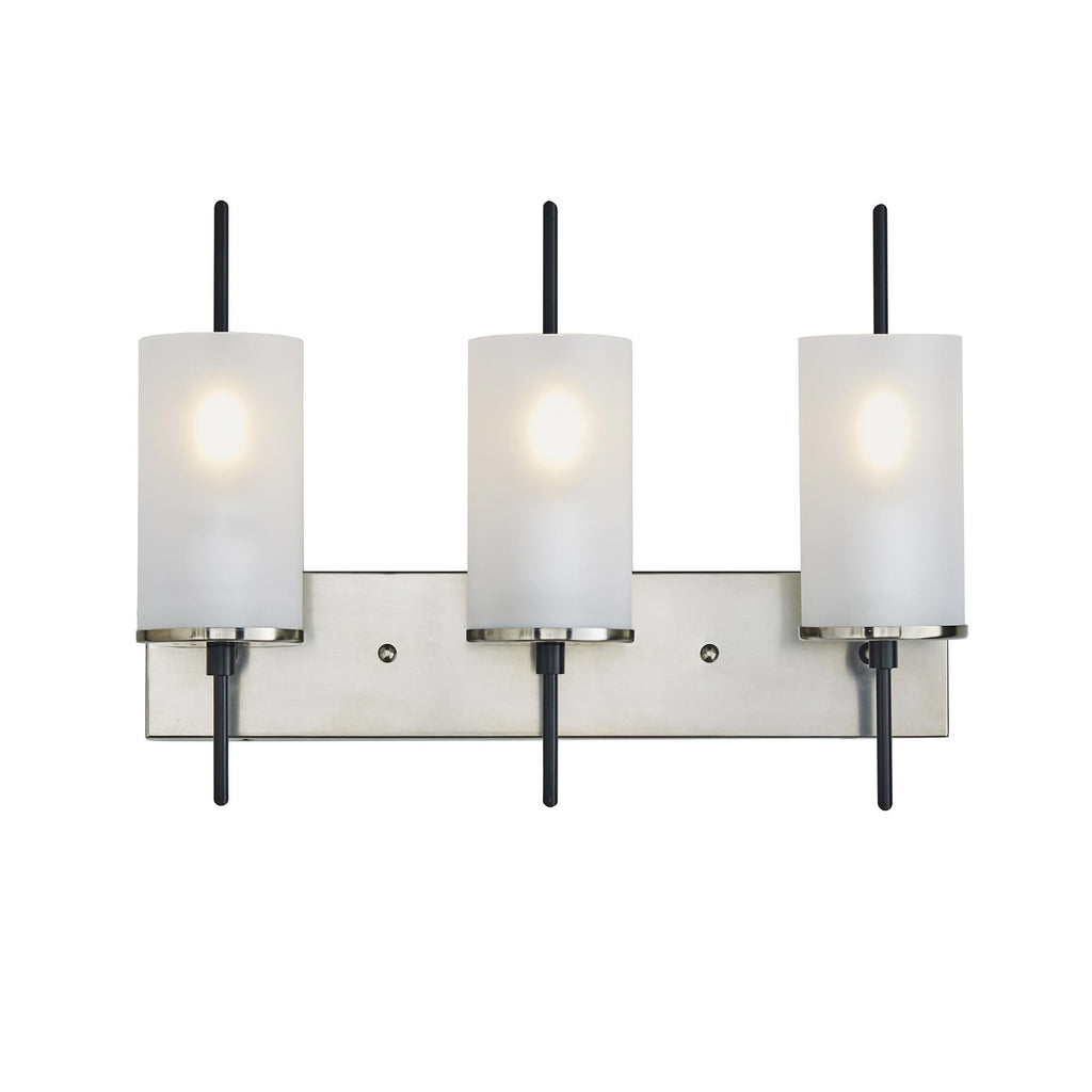 Stefan Vanity Light lighting Arteriors Vintage Silver