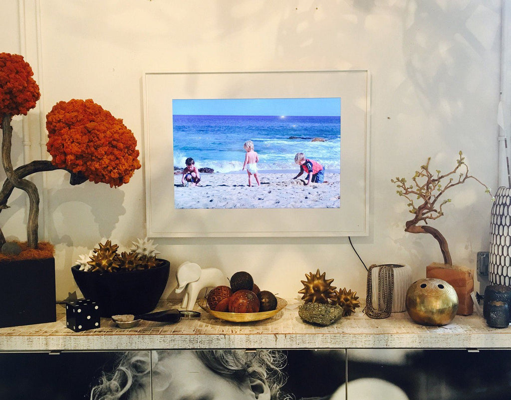 Life is Art! Digital Photo Frame