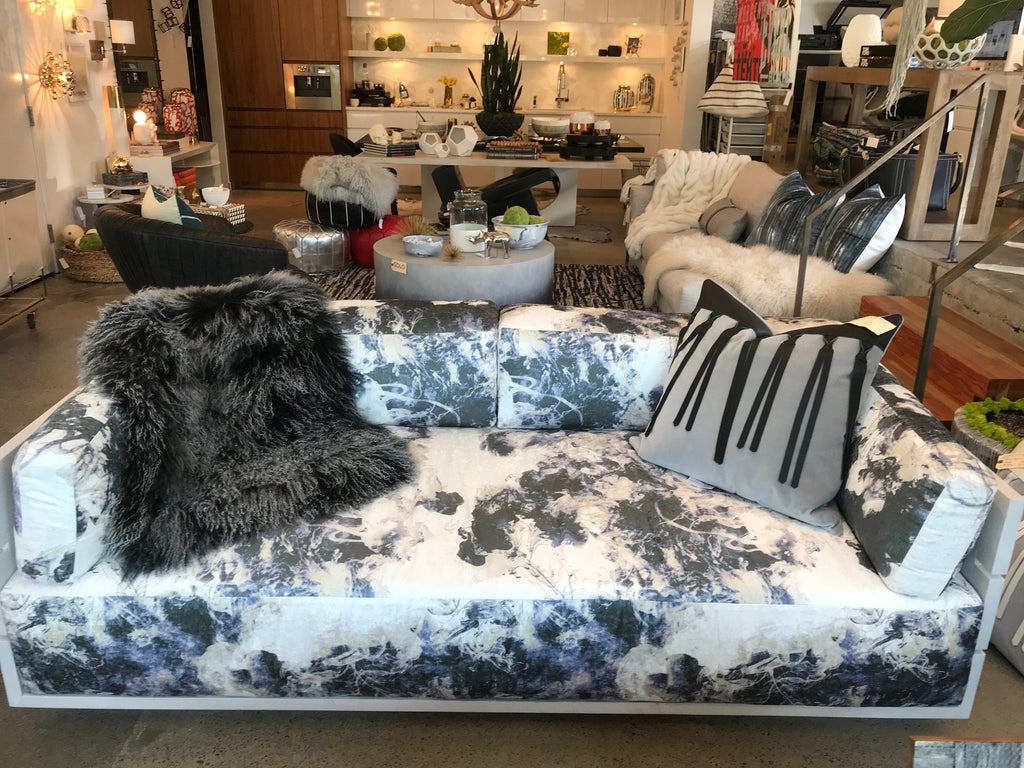 Modern Ranch Sofa