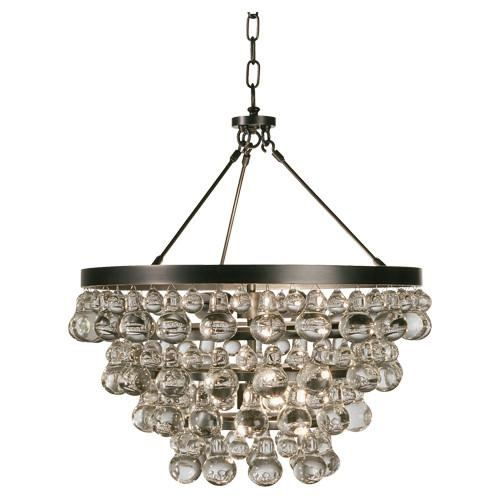 Bling Chandelier Deep Patina Bronze Robert Abbey Lighting - 2