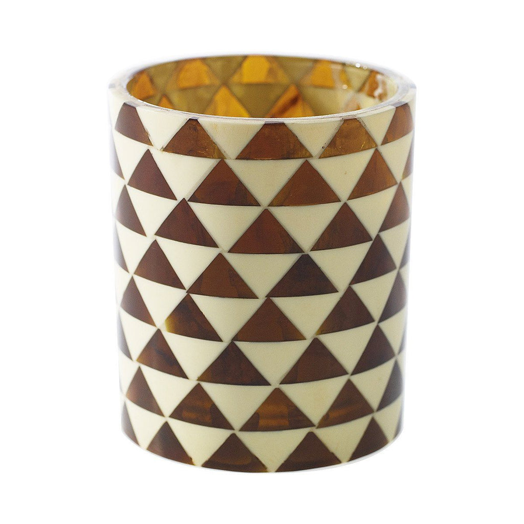 Foxy Votive  Accent Decor candle holder - 1