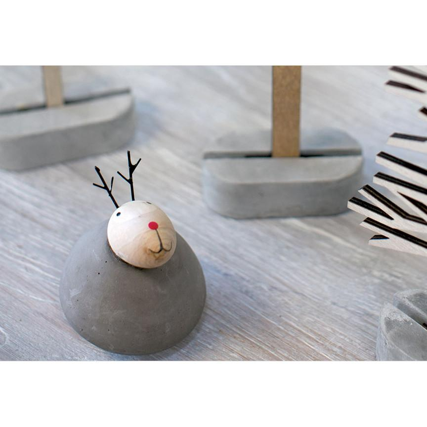 Rudolph Reindeer Objet  Accent Decor Accessories - 2