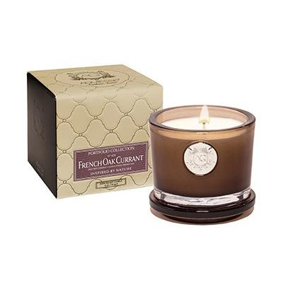 French Oak Currant Scented Candle