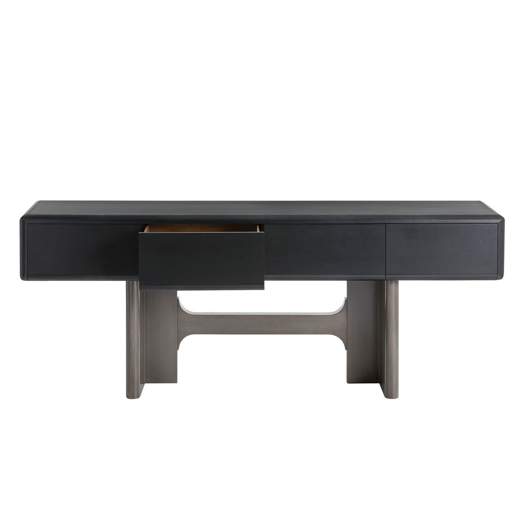 Barry Four Drawer Console