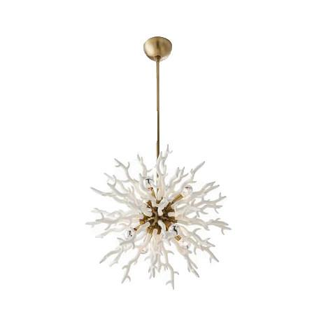 Diallo Brass Chandelier