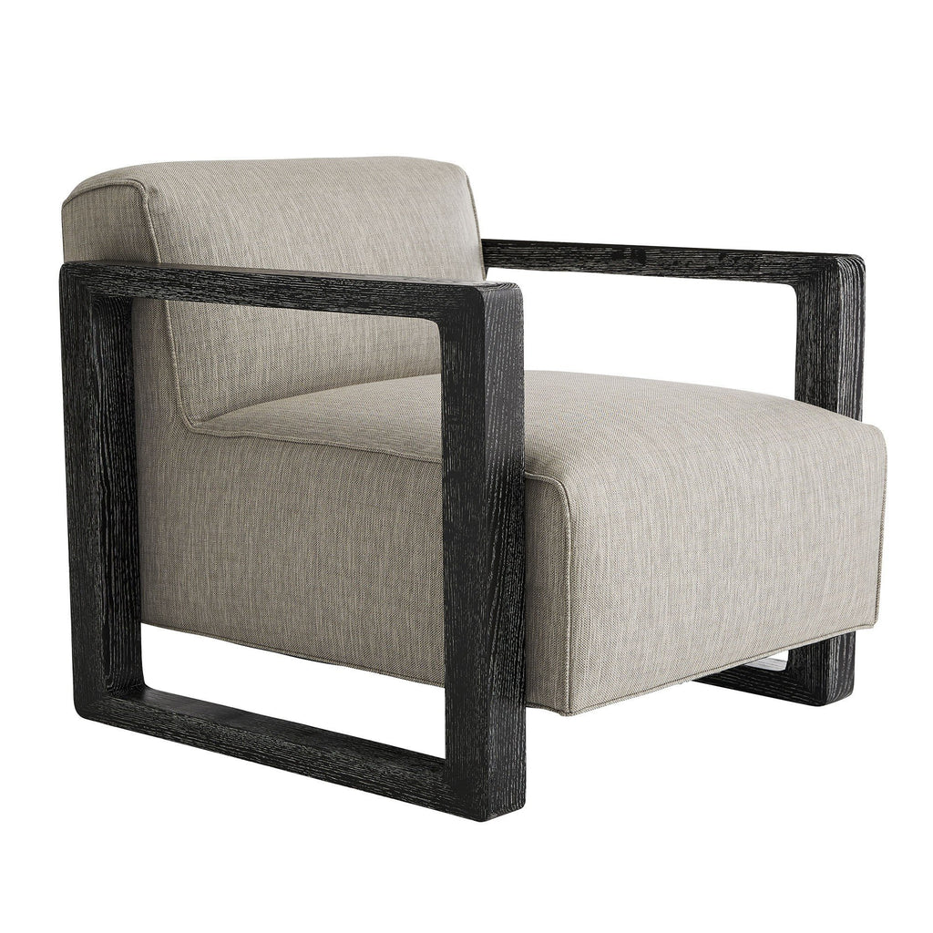 Duran Club Chair Chairs Arteriors