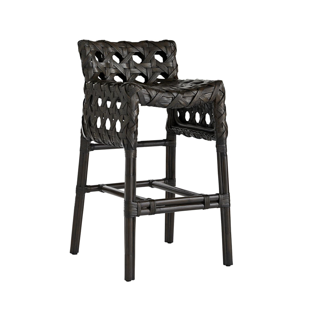 Richmond Stool Stools Arteriors Espresso Bar