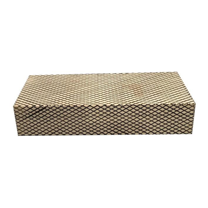 Diamond Bone Box Boxes A. Sanoma