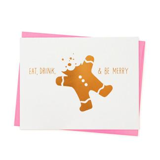 Eat, Drink and Be Merry  Ashkahn Cards