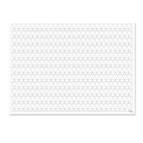 Flip Off Wrapping Paper  Ashkahn Gifts - 2