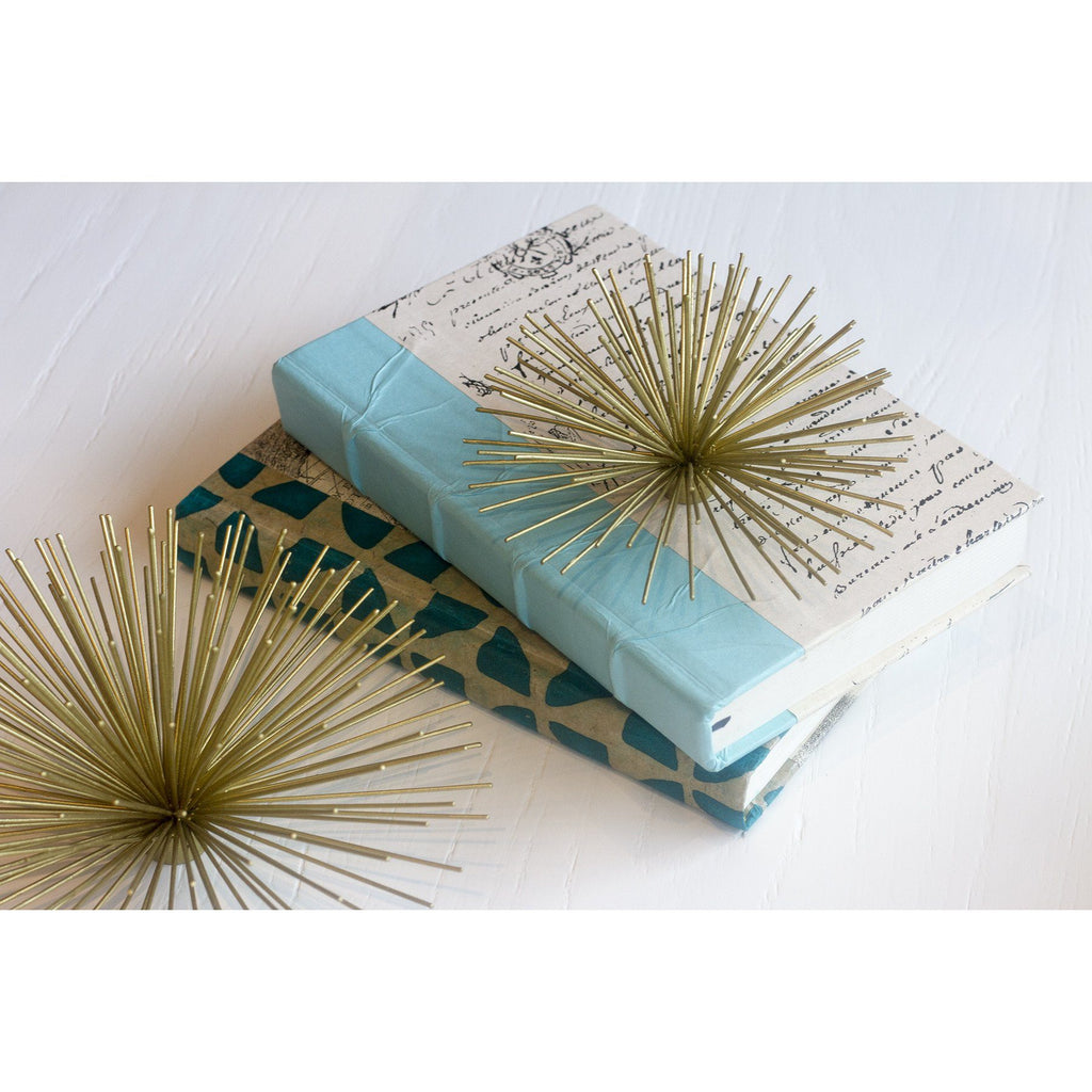 Turquoise Spine Decorative Book  Go Home Ltd. Accessories - 5