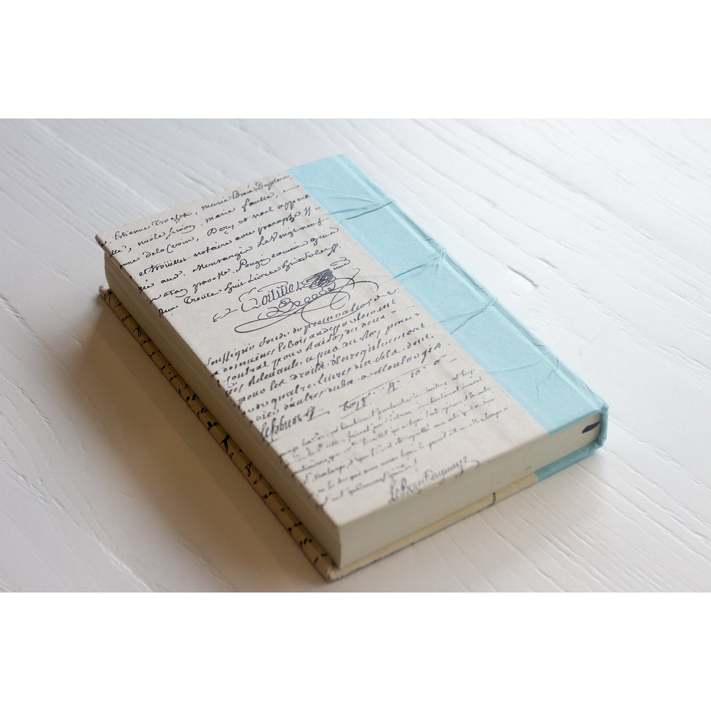 Turquoise Spine Decorative Book  Go Home Ltd. Accessories - 3