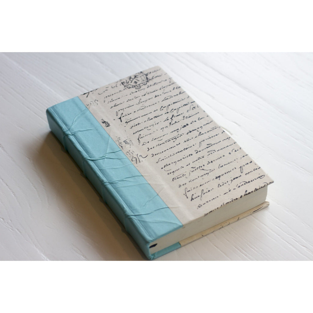 Turquoise Spine Decorative Book  Go Home Ltd. Accessories - 2