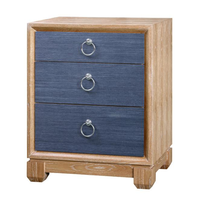 Caleb Oak Side Table