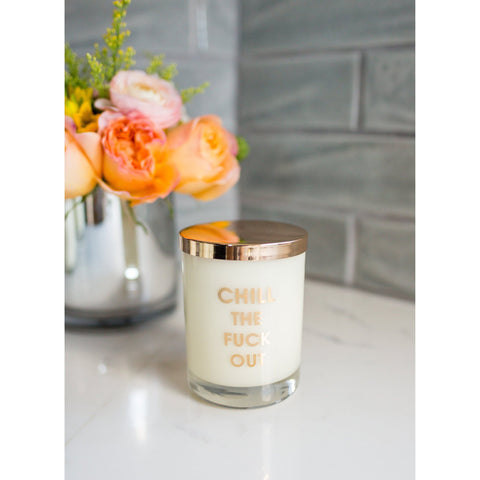 Guava Fig Scented Candle