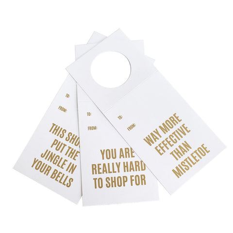 Holiday Collection: Wine Bottle Gift Tag