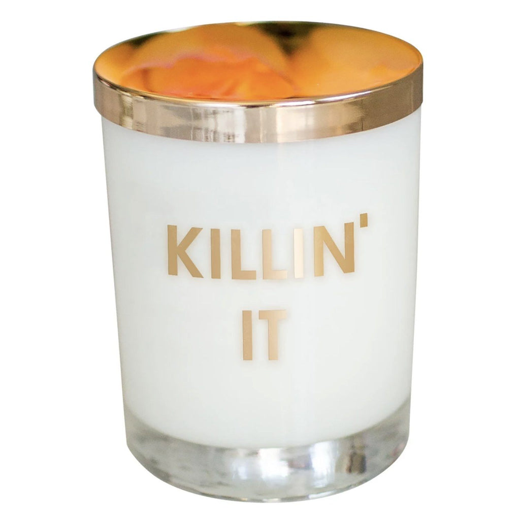 Killin' It Candle Candle Chez Gagne