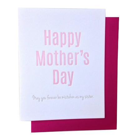 Happy Mother's Day Card  Chez Gagne Cards