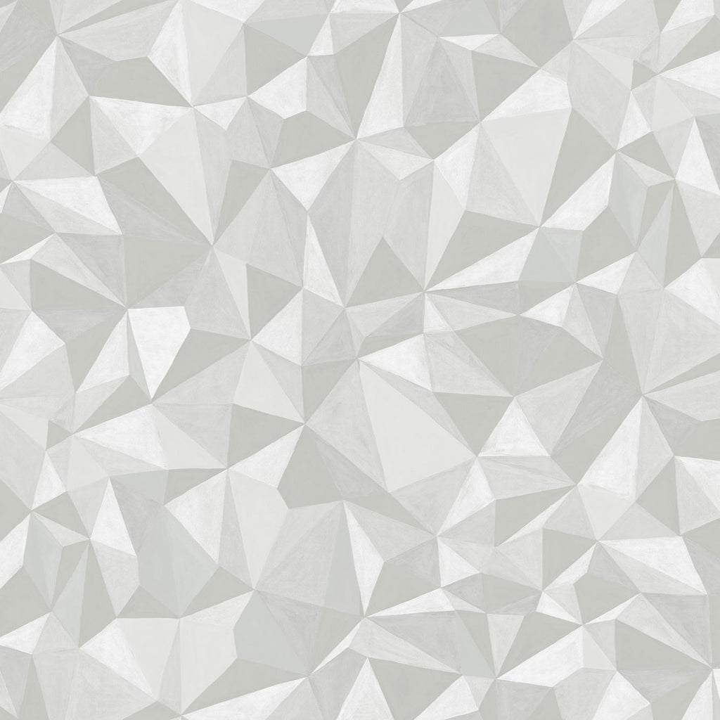 Curio Quartz Wallpaper wallpaper Cole & Sons Grey
