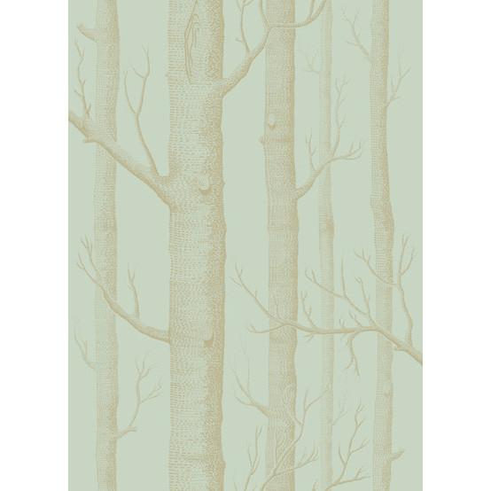 Woods Wallpaper Wallpaper Cole & Sons Green/Gold