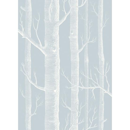 Woods Wallpaper Wallpaper Cole & Sons Powder Blue