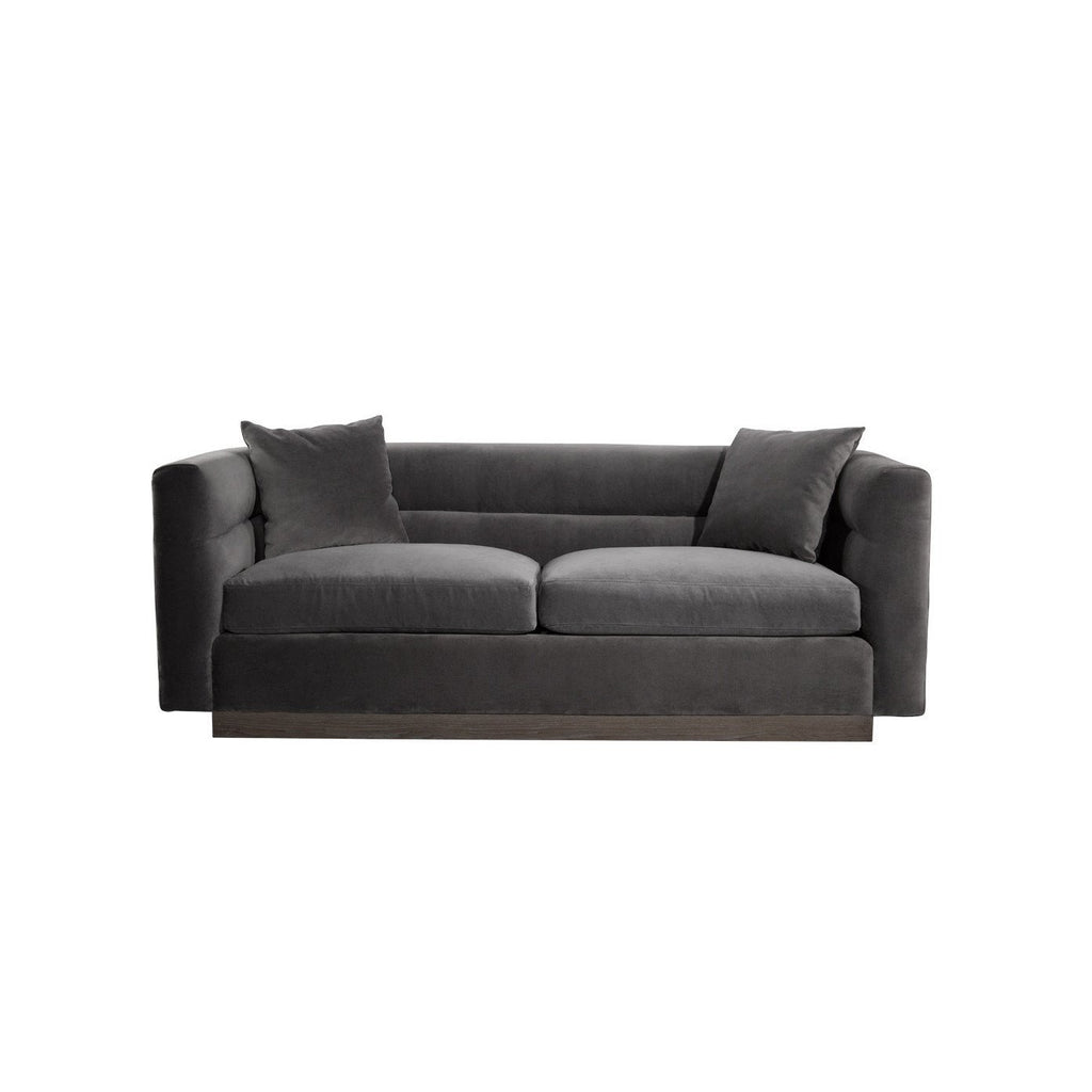 Avington Velvet Sofa  Curations LTD Sofa - 1