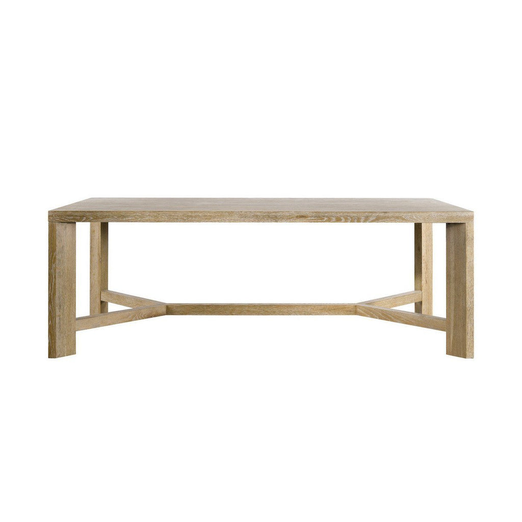 Grenoble Oak Dining Table  Curations LTD Tables - 2