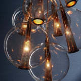 Caviar Glass Pendant Lighting Arteriors
