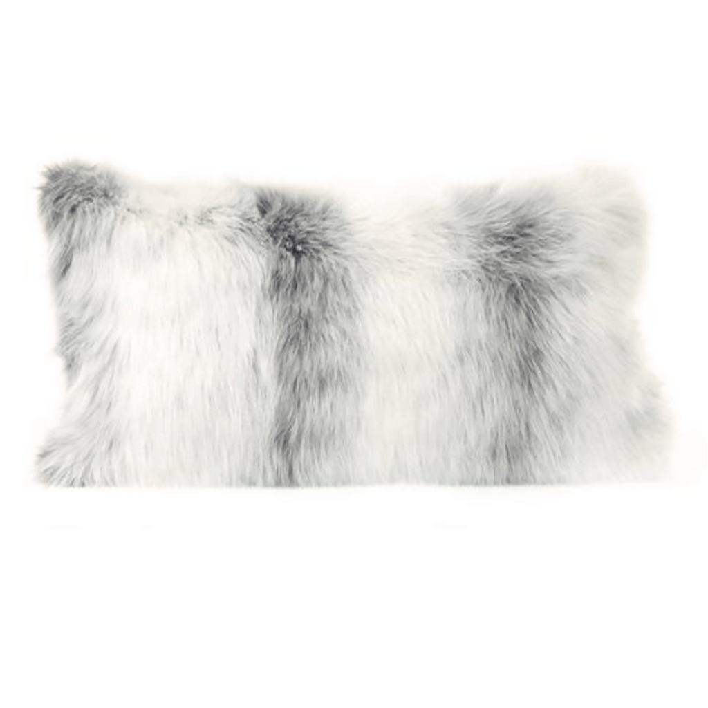 Icelandic Faux Fur Pillow Pillows Fabulous Furs