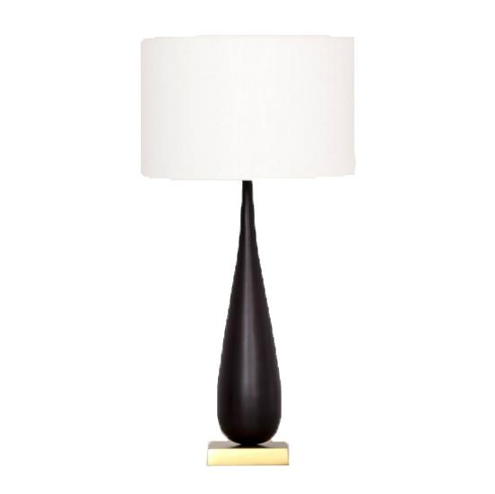 Cadiz Black Table Lamp