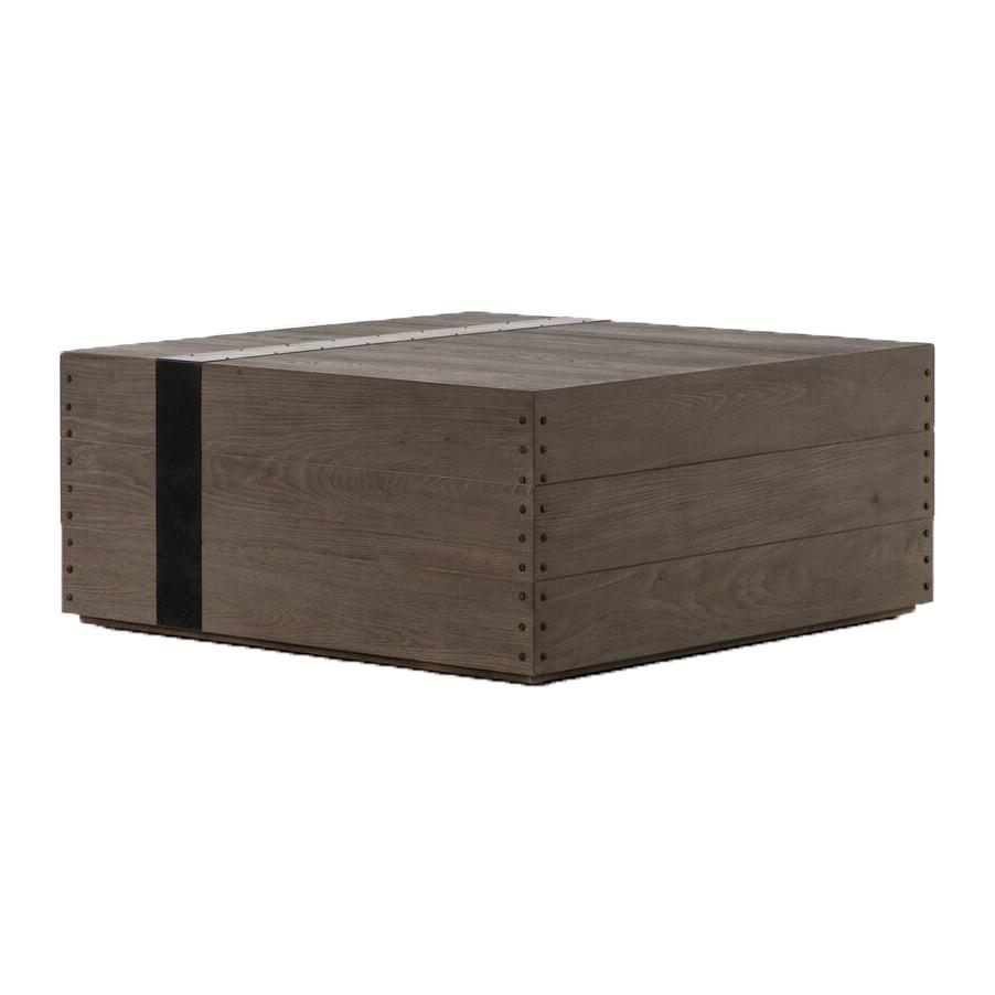 Saffi Wood Coffee Table