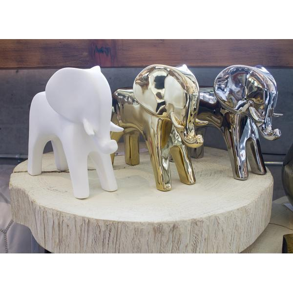 Elephant Objet Sculpture  Global Views Accessories - 4