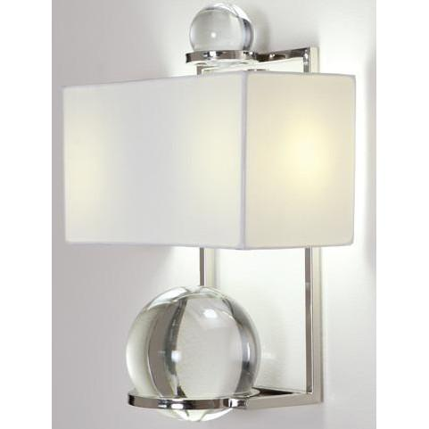 Fortune Teller Glass Globe Wall Sconce  Global Views Lighting