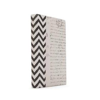 Black and White Chevron Decorative Book  Go Home Ltd. Accessories - 1