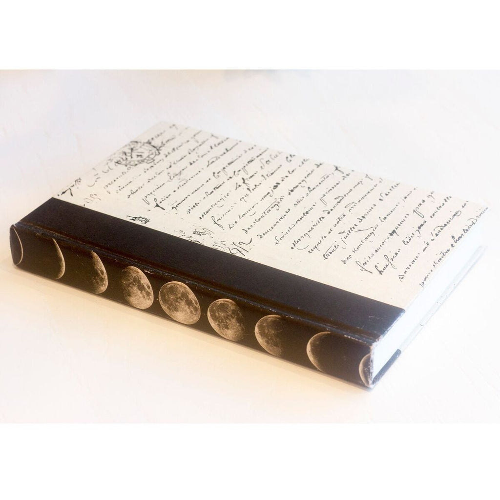 Moon Phases Decorative Book Book Go Home Ltd.