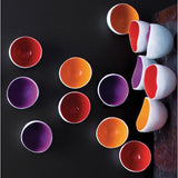 Colored Cups Resin Wall Play Wall Decor  Gold Leaf Wall Decor - 8