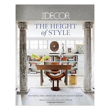 Elle Decor: The Height of Style Coffee Table Book Coffee Table Books Abrhams