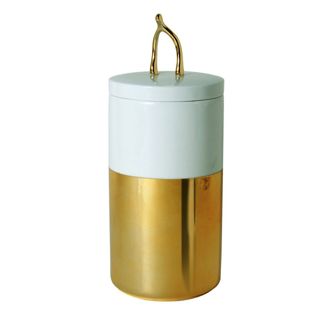 Lucky Break Wishbone Canister