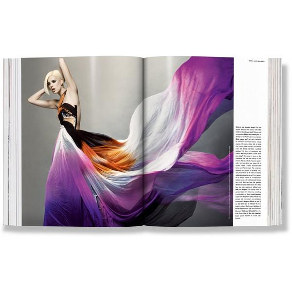100 Contemporary Fashion Designers Coffee Table Book  Ingram Book - 4