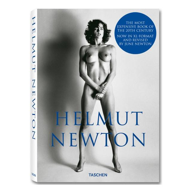Helmut Newton Coffee Table Book Book Taschen