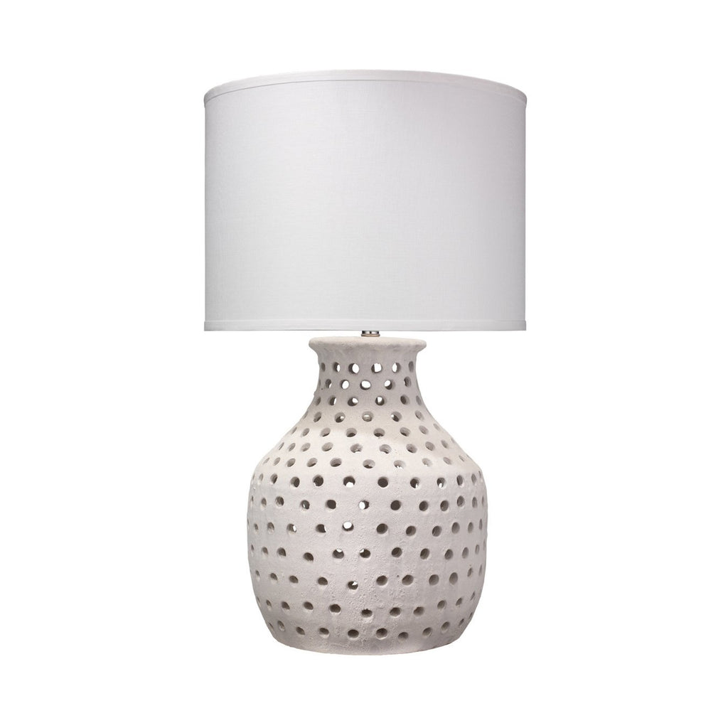 Porous Table Lamp lighting Jamie Young