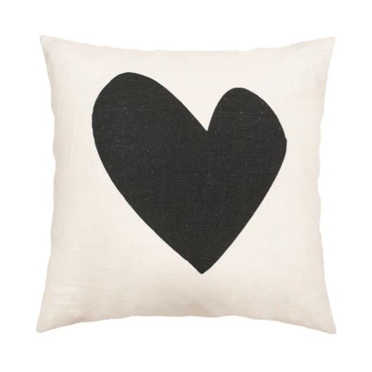 Imperfect Heart Pillow Pillows Kerri Rosenthal
