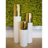 Klein Ceramic Vase  Accent Decor Vase - 4