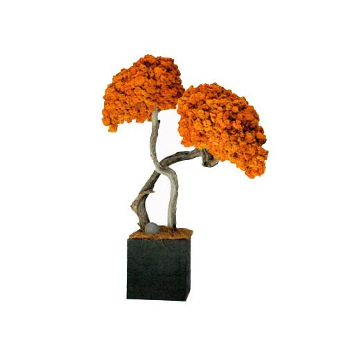 Japanese Dream Botanical Display Sculpture Accessories KRISLYN