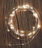 Wire Light Strands Silver ROOST Accessories - 1