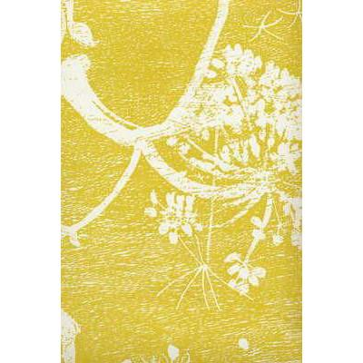 Cow Parsley Flower Wallpaper White/Yellow Lee Jofa Wallpaper - 3