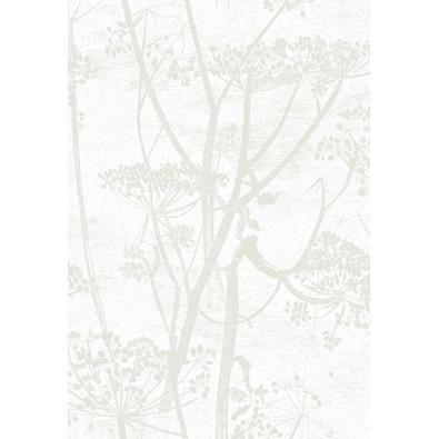 Cow Parsley Flower Wallpaper White Lee Jofa Wallpaper - 5