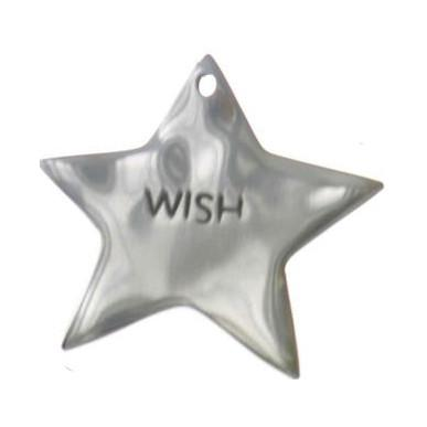 "Star ""Wish"" Ornament  Lunares holiday"