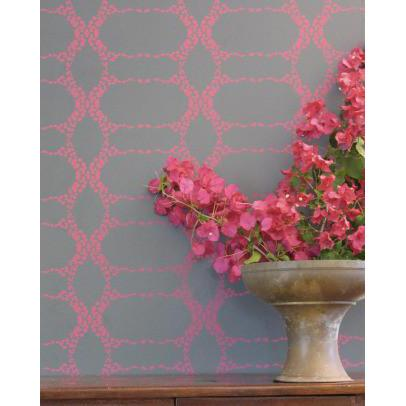 Elizabeth Geometric Wallpaper  Madison&Grow Wallpaper - 2
