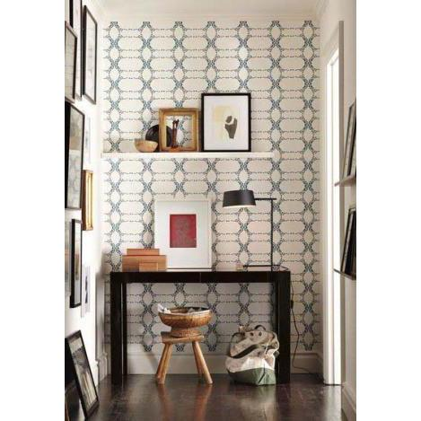 Elizabeth Geometric Wallpaper  Madison&Grow Wallpaper - 4